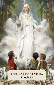 Image result for picture of Our Lady of Fatima