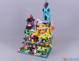 Review: 71741 NINJAGO City Gardens (1)   Brickset: LEGO set guide and  database