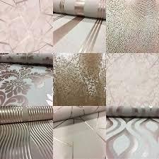 rose gold wallpaper various designs