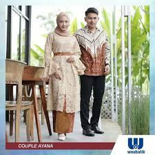 Sehingga hari lebaran anda akan tampak lebih meriah lagi. Batik Couple Couple Sarimbit Batik Sarimbit Baju Kondangan Couple Ayana Batik Brokat Modern Kebaya Kekinian Dress Fashion Wanita Bukalapak Com Inkuiri Com