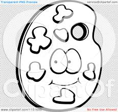 Small Picture Artist Palette Coloring Page excellencetell