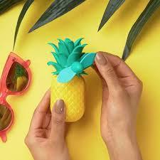 Pineapple Desk Accessories Popsugar Smart Living