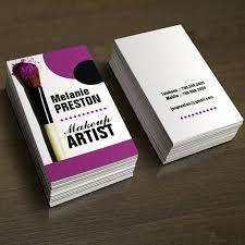makeup artist business card template 92 best makeup artist business cards images on template