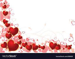 valentine background. Simple Valentine Valentine Background Vector Image On Background A