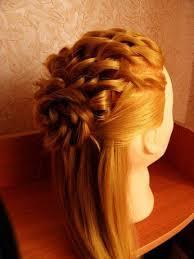 Hair Style Fotoalbum Spletené účesy Vlasy