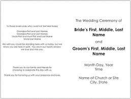 wedding reception program templates free download wedding program templates download free premium templates forms