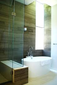 bathtubs for small bathrooms bathroom featuring a small tub wooden floors and a comfy armchair view bathtubs for small bathrooms
