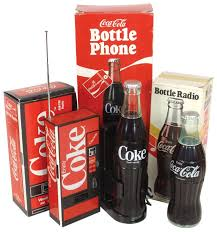 Coca Cola Vending Machine Radio Enchanting CocaCola Radios Phone Vending Machine AMFM Radio New Old Stock