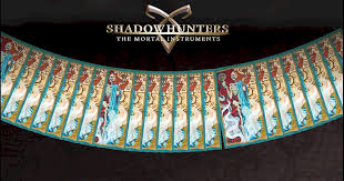 shadowhunters have your cards read with the shadow tarot 1001