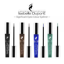 Eyeliner Chart Colour Eyeliner Series