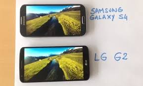 galaxy s4 screen size video lg g2 shows its slim borders in comparison with galaxy s4