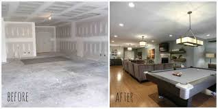 basement remodels before and after. Contemporary And Improvement Ideas Before And After Small Remodel Basement  Remodeling Finishing In Dayton Ohio To Basement Remodels Before And After F