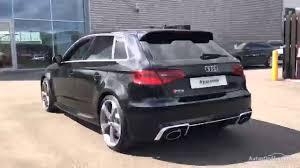 YC16TOV AUDI A3 RS3 SPORTBACK QUATTRO NAV BLACK 2016, Wakefield Audi -  YouTube 2