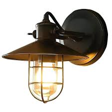 outdoor lamp shade outdoor light shades vintage outdoor iron wall cage sconce retro lamp shade waterproof
