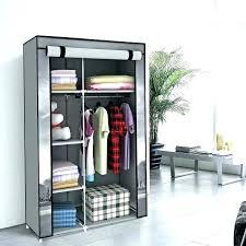 canvas closet organizer fabric with drawers storage boxes wardrobe hanging shoe canvas closet organizer