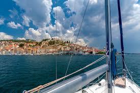 Nautical Charts Croatia Free Croatia Sailing Holidays And Yacht Charters