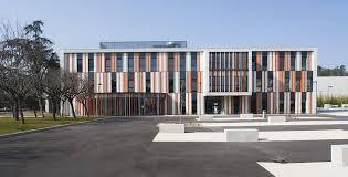 french architecture design. albert einstein high school france french architecture design r
