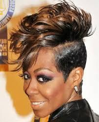 Short Hair Style For Black Girls black short hairstyles for weddings 4022 by stevesalt.us