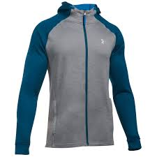 under armour jackets. under-armour-2017-mens-tech-terry-fitted-full- under armour jackets