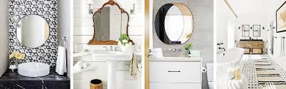 Vanity mirror ideas Vanity Table Feespiele 12 Beautiful Bathroom Mirror Ideas Mydomaine