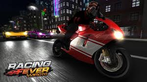 نتیجه تصویری برای Racing Fever: Moto
