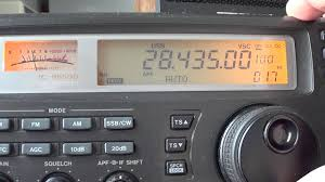 10 Meter Band Frequency Chart Introduction To The 10 Meter Amateur Radio Band