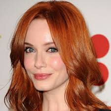 red hair as copper is a rare hair color general makeup tips do not often apply to such