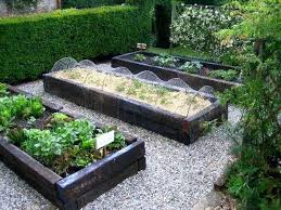 railroad ties for garden beds contemporary raised garden bed using railroad ties collection contemporary raised garden