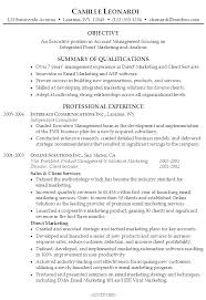 Career Summary Examples Sample Of A Resume Summary Resume Summary Statement Example Sample