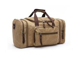 china high quality popular canvas leather duffle bag china leather duffle bag canvas leather duffle bag