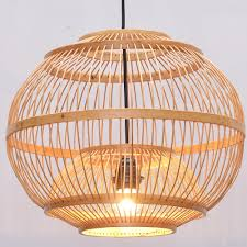 Asian Ceiling Lights Artistic Asian Pendant Light Of South Bamboo Lantern Dining