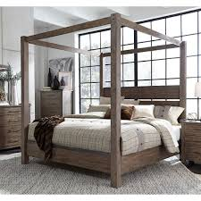 Buy a new canopy bed from RC Willey