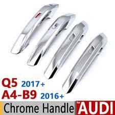 2018 audi 4 door.  audi for audi a4 b9 20162018 q5 20172018 luxurious chrome door handle inside 2018 audi 4 door n