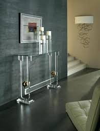 all modern console table decor contemporary tables with mirrors