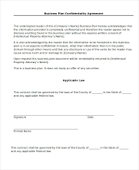 Mutual Confidentiality Agreement Form Inspirational Non Disclosure ...