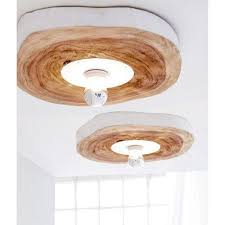 Wood ceiling lighting Sloped 34 Wood Lamps Youll Want To Diy Immediately Read More At Www Like That Lamp 34 Wood Lamps Youll Want To Diy Immediately Like That Lamp