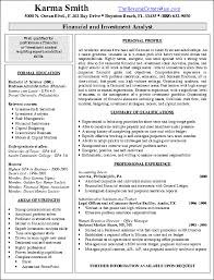 Financial Analyst Resume Example Best Of Financial Analyst Cv 24 Resume Sample Financial 24 Portrait Example