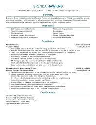 Technical Trainer Resume Trainer Resume Create My Resume Technical Trainer Resume Summary