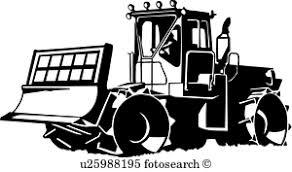 工事用重機 建設 重い装置 取引しなさい クリップアート U19479626