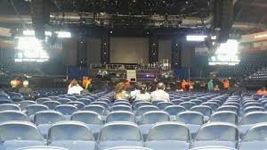 State Farm Arena Hildago Interactive Seating Plan