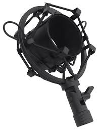 Amazon rockville rcm02 pro studio recording condenser microphone mic metal shock mount musical instruments