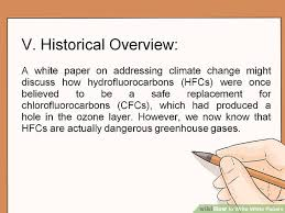 how to write white papers steps pictures wikihow image titled write white papers step 9