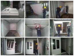 Storage container office House Built Out Storage We Also Offer The Conversion Kits Which Can Be Installed Into Any Existing 20u2032 Or 40u2032 Shipping Container One Complete Kit At One Low Price Why Scott Box Shipping Container Office Container Management Group