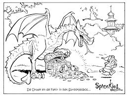 Fris Kleurplaten Draken Rijders Van Berk Klupaatswebsite