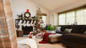 christmas living room decorating ideas.  Christmas Christmas Decorating Ideas For Your Living Room For