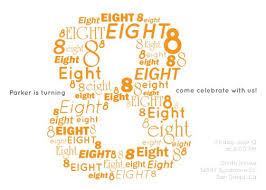 8th Birthday Party Invitations 8th Birthday Party Invitations Wording Free Invitation Templates
