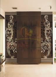 designer back painted glass in living room shree rangkala glass design photos chandigarh