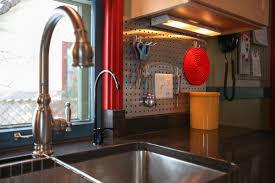 Pegboard Kitchen Pegboard Backsplash Pegboard Ideas