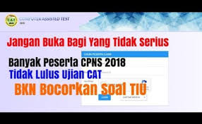 Download soal cpns 2018 gratis pdf. Contoh Soal Cpns 2018 Cara Menjawab Soal Tkp Cpns 2018 Cute766