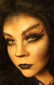 wolf halloween makeup